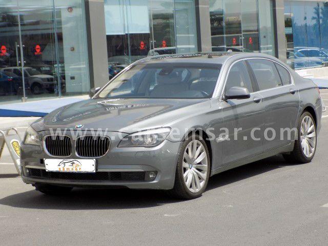 2009 BMW 7-series 740Li