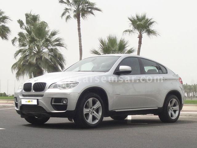 2014 BMW X6 xDrive 35i