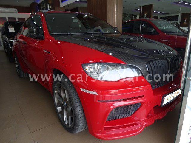 2010 BMW X6 50i MP