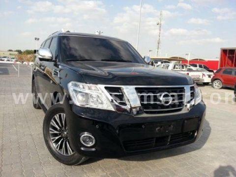 2014 Nissan Patrol LE