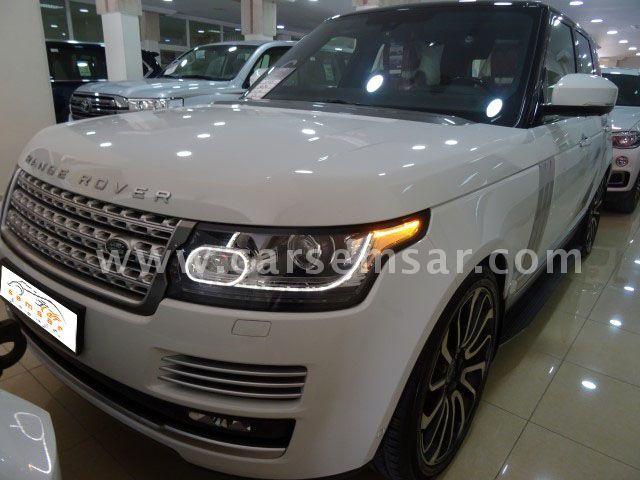 2014 Land Rover Range Rover Auto Biography