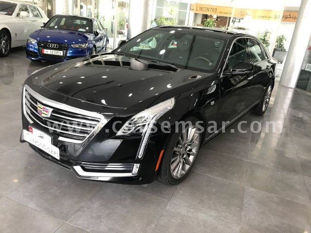 2016 Cadillac CTS 3.6L V6
