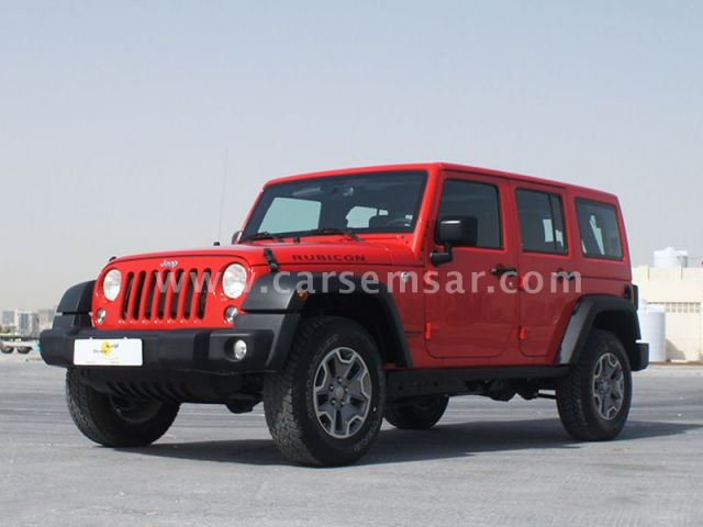 2016 Jeep Wrangler  Rubicon 3.6