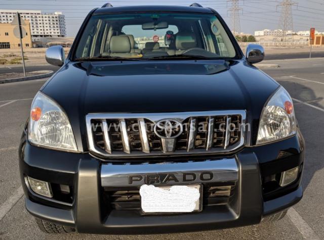 2008 Toyota Prado VX Limited