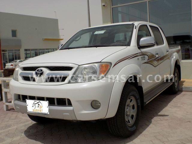 2006 Toyota Hilux 2.7 VVT-i SRX 4x4