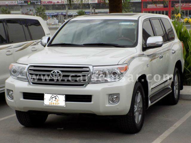 2015 Toyota Land Cruiser VXR