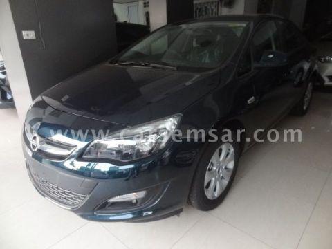 2018 Opel Astra 1.6