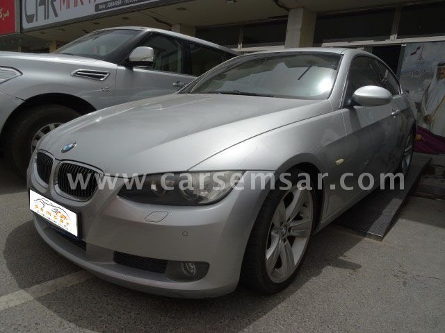 2009 BMW 3-series 330i Coupe