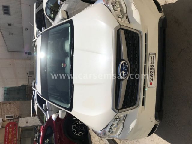 2015 Subaru Forester 2.5X Premium