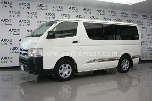 2013 Toyota Hi-Ace 2.7