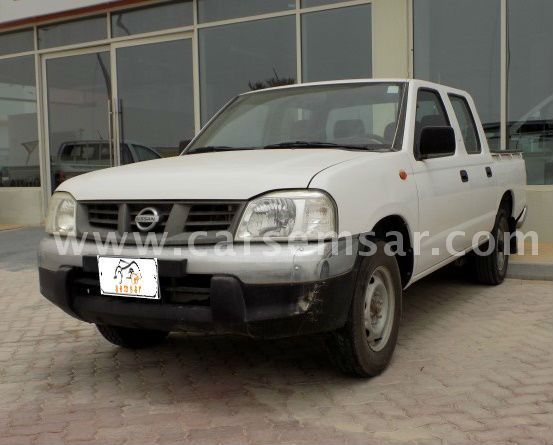 2012 Nissan Pickup 2.4