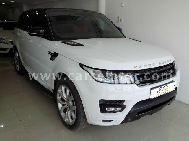 2015 Land Rover Range Rover Autobiography Sport