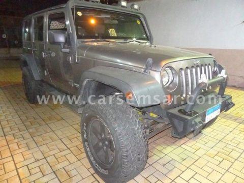 2010 Jeep Wrangler 3.8 Sahara
