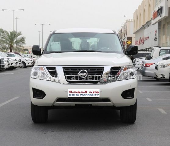 2018 Nissan Patrol XE