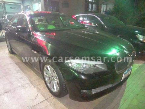 2013 BMW 5-Series 523i