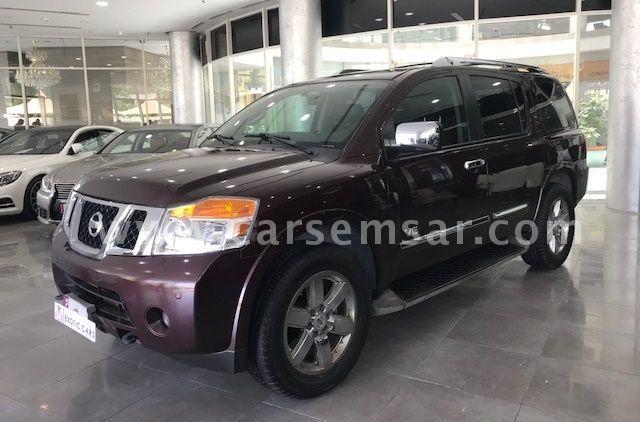 2013 Nissan Armada LE