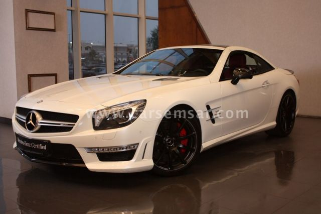 2016 Mercedes-Benz SL-Class SL 63 Coupe AMG