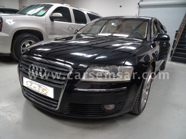 Audi A8 W12 >> 2007 Audi A8 W12 L For Sale In Qatar New And Used Cars For Sale In