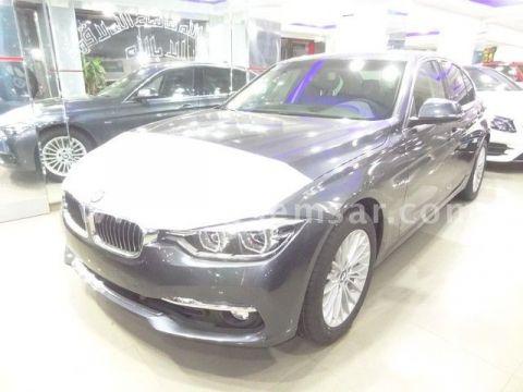 2018 BMW 3-Series 320i
