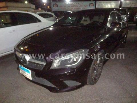 2014 Mercedes-Benz CLA-Class CLA 200