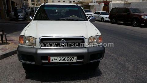 2003 Nissan Pathfinder 3.5