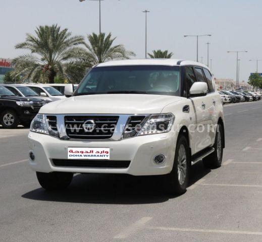 2017 Nissan Patrol Titanum