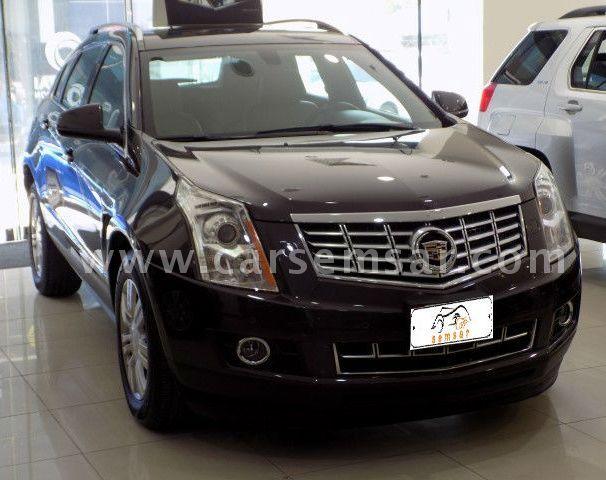 2015 Cadillac SRX V6