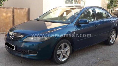 2006 Mazda 6 2.3 Top