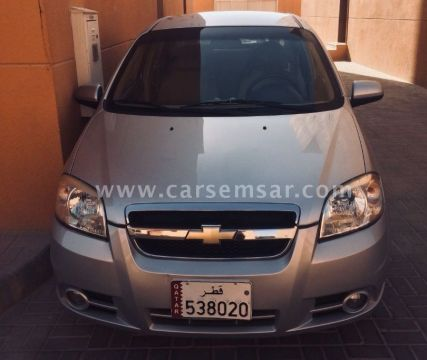 2012 Chevrolet Aveo 1.5 L