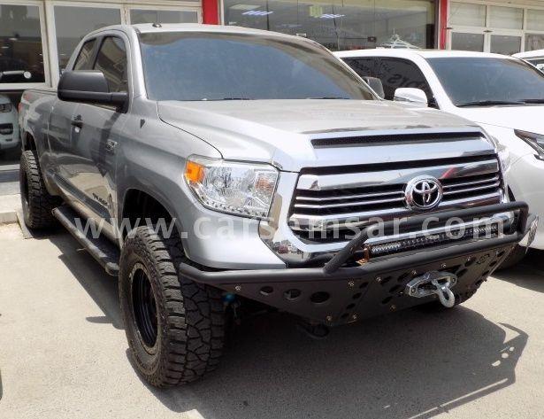 2017 Toyota Tundra 5.7 L