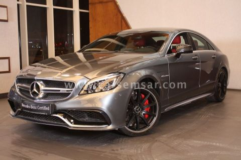 2016 Mercedes-Benz CLS-Class CLS 63 AMG