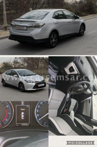2016 Toyota Corolla SPORT GLI 1.6