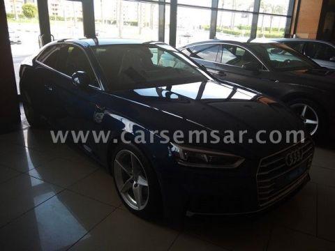 2018 Audi A5 2.0T Quattro