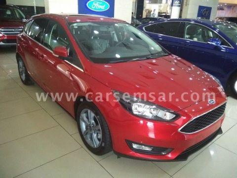 2018 Ford Focus 2.0 SEL