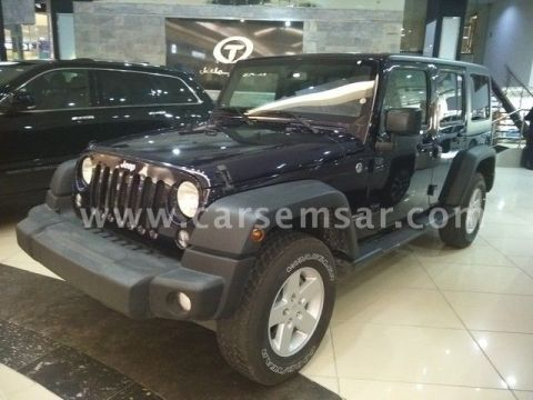 2017 Jeep Wrangler 4.0 Sport