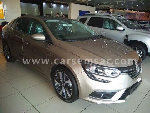 2017 Renault Megane 1.6