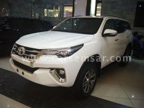 2018 Toyota Fortuner SR5