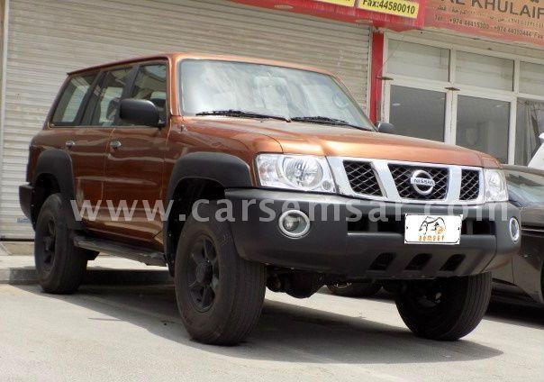 2008 Nissan Patrol GL-V 4X4
