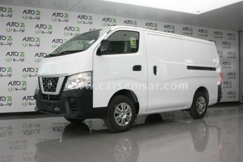 2018 Nissan Urvan Cargo