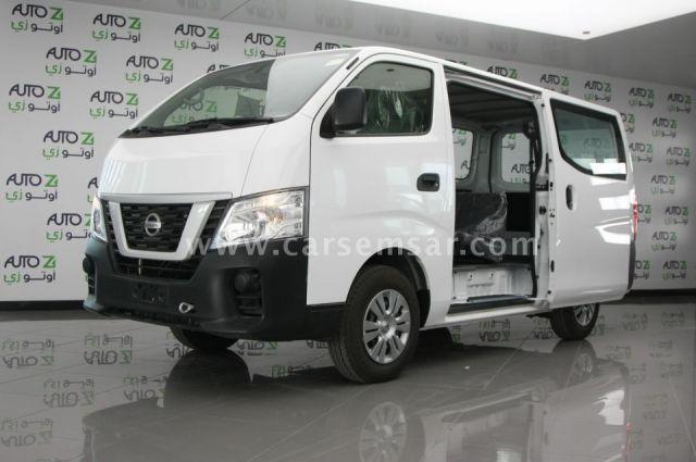 2018 Nissan Urvan Cargo 6 Seats