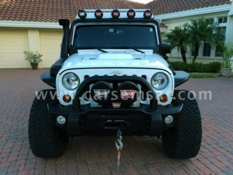 2013 Jeep Wrangler 3.8 Unlimited Rubicon