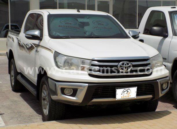 2016 Toyota Hilux 2.7 VVTi 4x4 SRX