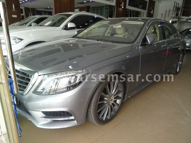 2015 Mercedes-Benz S-Class S 500