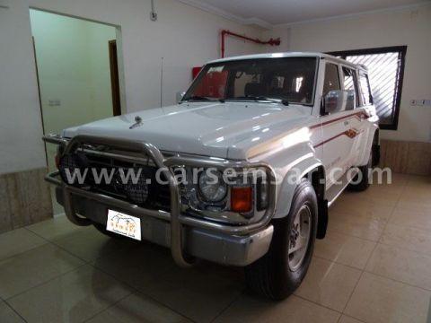 1995 Nissan Patrol Super Safari