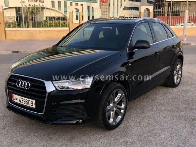 2016 Audi Q3 40 TFSI