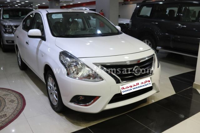 2018 Nissan Sunny 1 6 For Sale In Qatar New And Used Cars For Sale