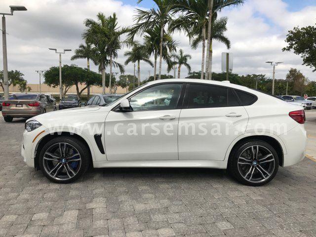 2017 BMW X6 50i MP