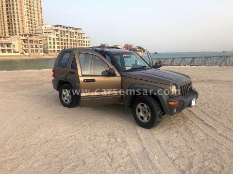 2002 Jeep Cherokee Sport 3.7