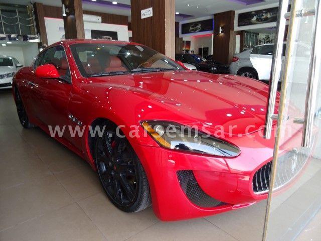 2007 Maserati Quattroporte S