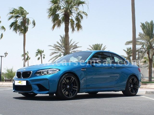 2017 BMW M M2 Coupe